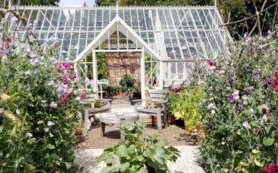 The Kitchen Garden Diaries ~ April